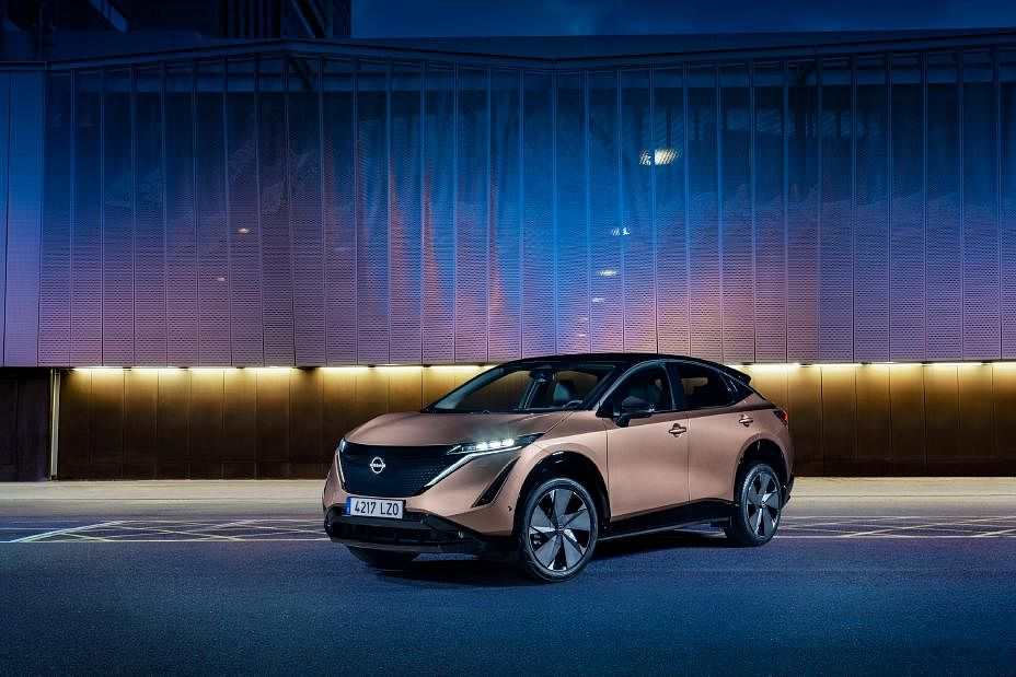 Nissan Unveils Colurs for Electric Ariya