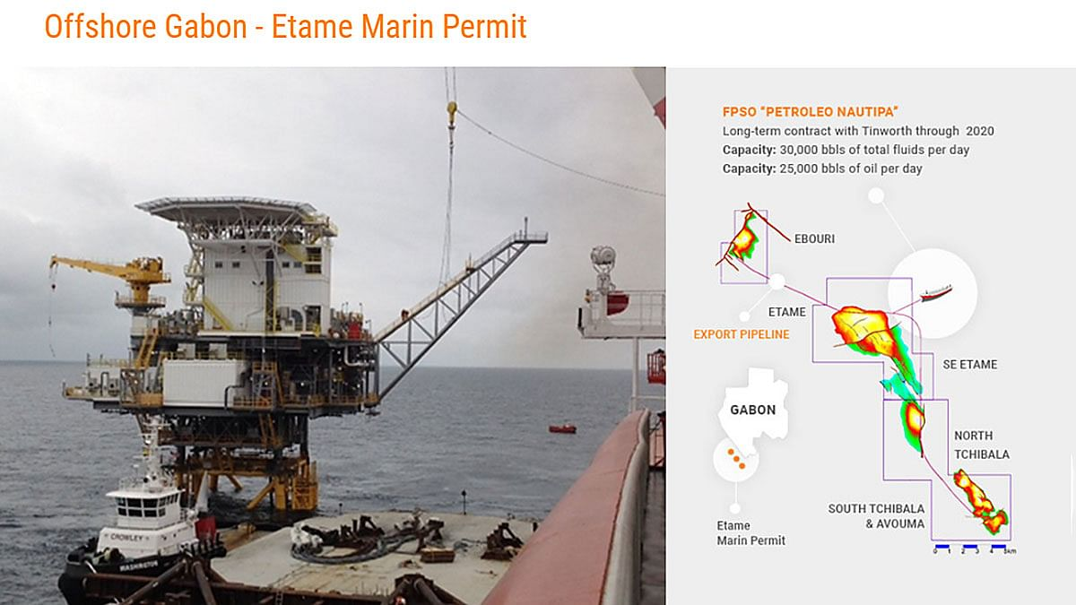 VAALCO Acquires Additional Interest in Etame Field from Sasol