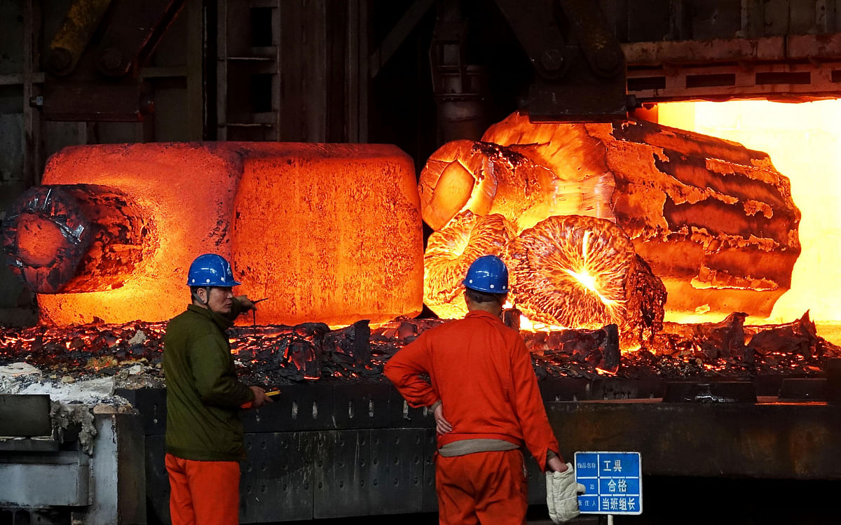 China Unveils Plan for Ultra Low Emission Upgrade of Steel Sector