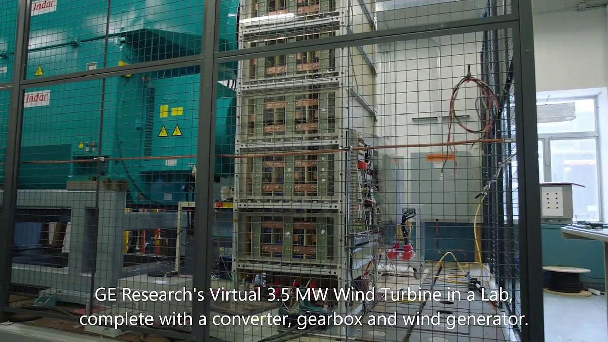 Breakthrough GE MW Scale Modular Multi-Level Wind Power Converter
