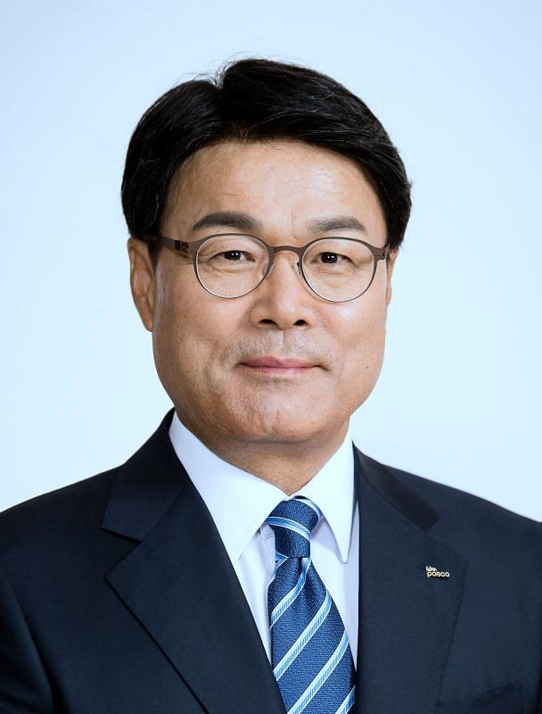 POSCO CEO Mr Jeong-Woo Choi Term Extended for 3 Years