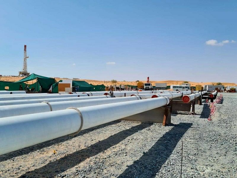 TMK Supplies Seamless Pipes to SNOC for Transporting Gas in UAE
