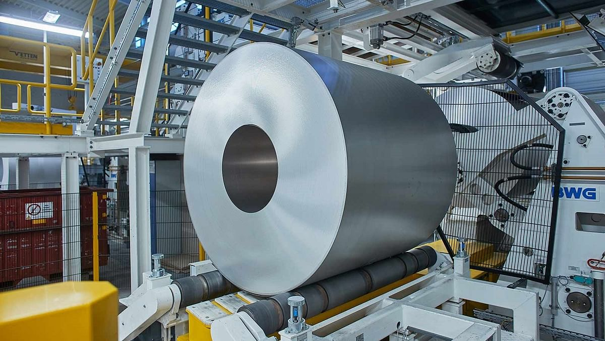 EC to Impose AD Duties on Flat Rolled Aluminium Imports from China