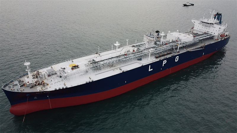 Wartsila Cargo Handling & Fuel Systems for VL LPG Carrier Vessels