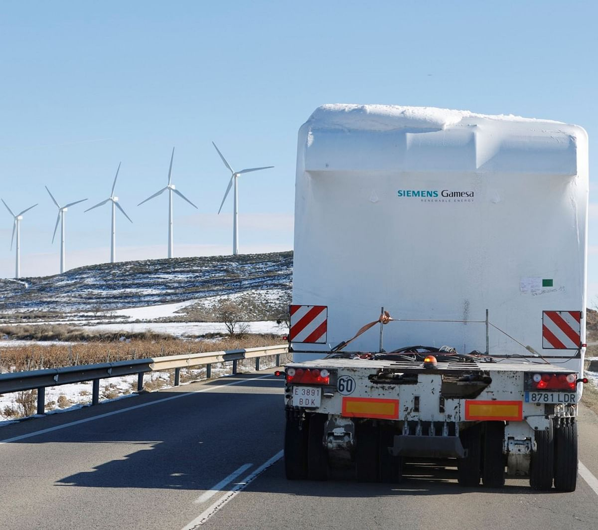 Siemens Gamesa Bags Order for Courseulles-sur-Mer Offshore Wind