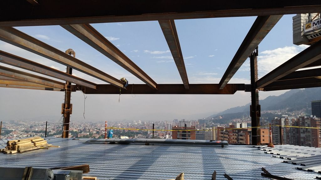 ArcelorMittal Supplies Steel Profiles for ATRIO Towers in Bagota