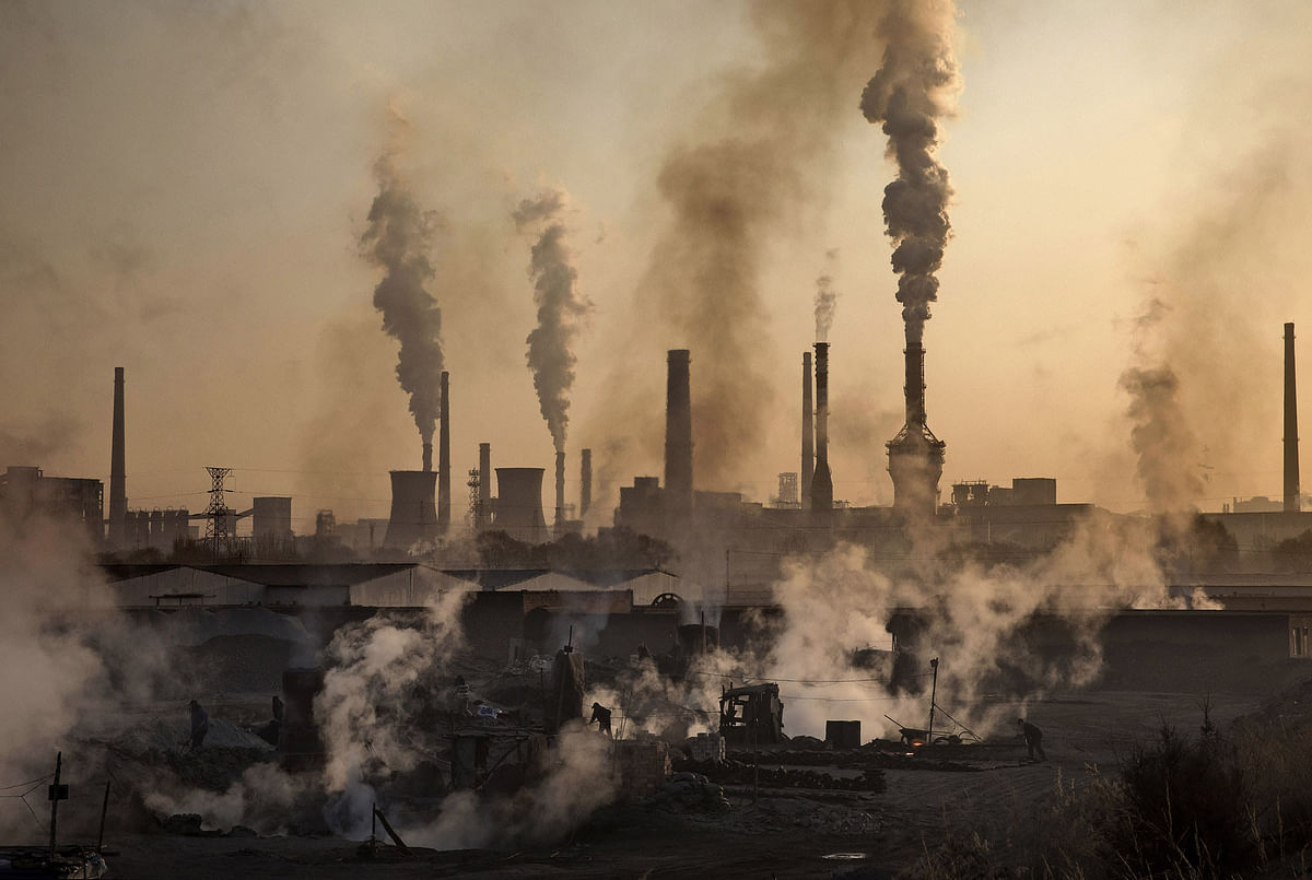 China's Green Steel Drive to Push Steel Making Costs