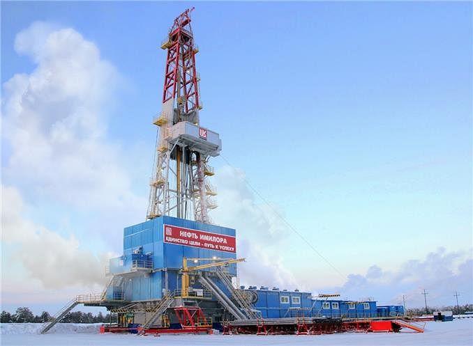 Lukoil Increases Production at Imilorskoye Field in West Siberia