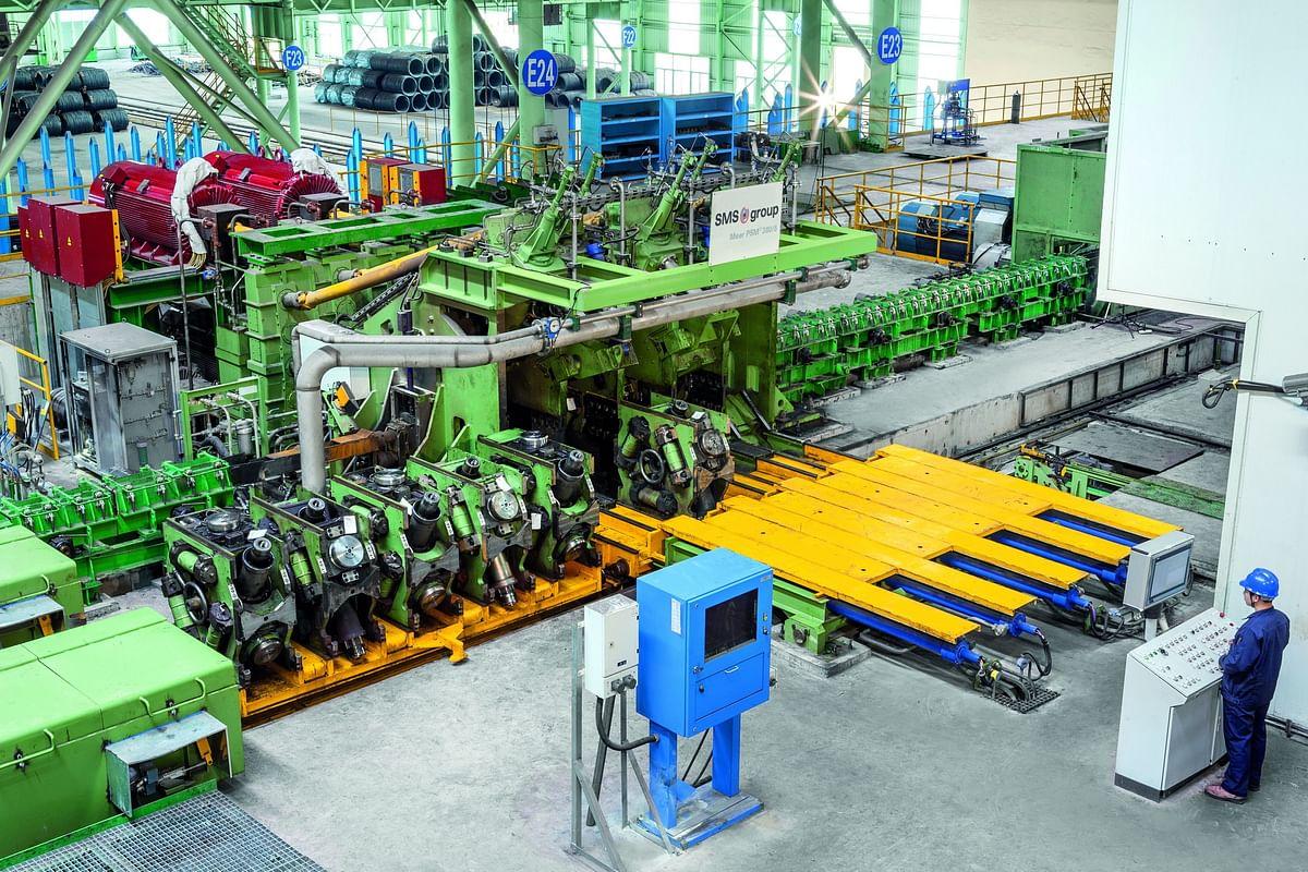 SMS to Modernize Zenith Changzhou Wire Rod Mill
