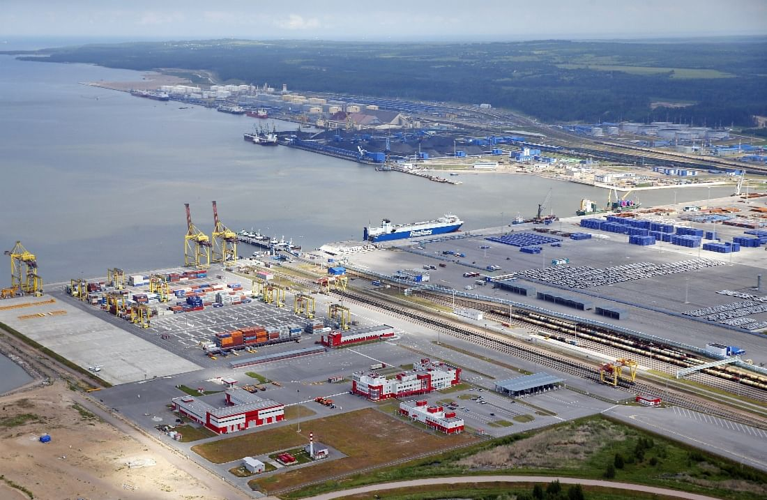 EPC Contract for Ust-Luga Gas Processing Complex Terminated