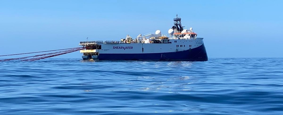 Shearwater GeoServices Bags Northern Viking Graben 3D Survey