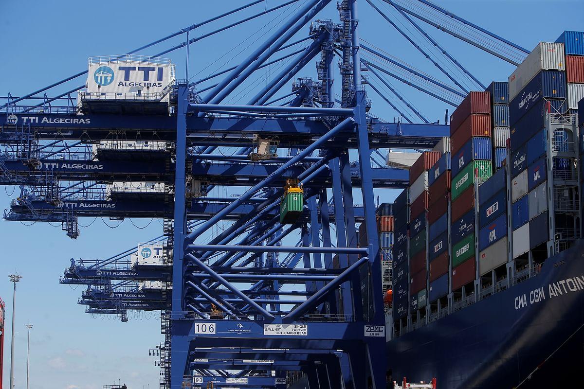 CMA CGM Takes Stake in TTIA Container Terminal in Algeciras