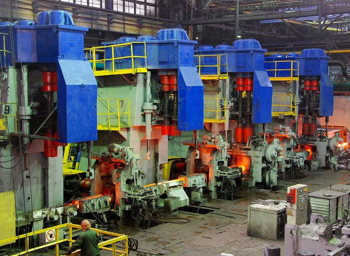 Mechel Chelyabinsk Plant Switches to Natural Gas in Rolling Mills