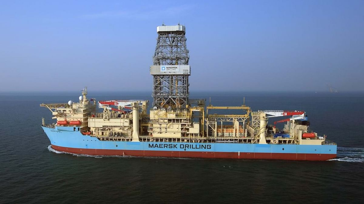 Maersk Drilling Bags4 Well Drillship Contract with Shell Malaysia