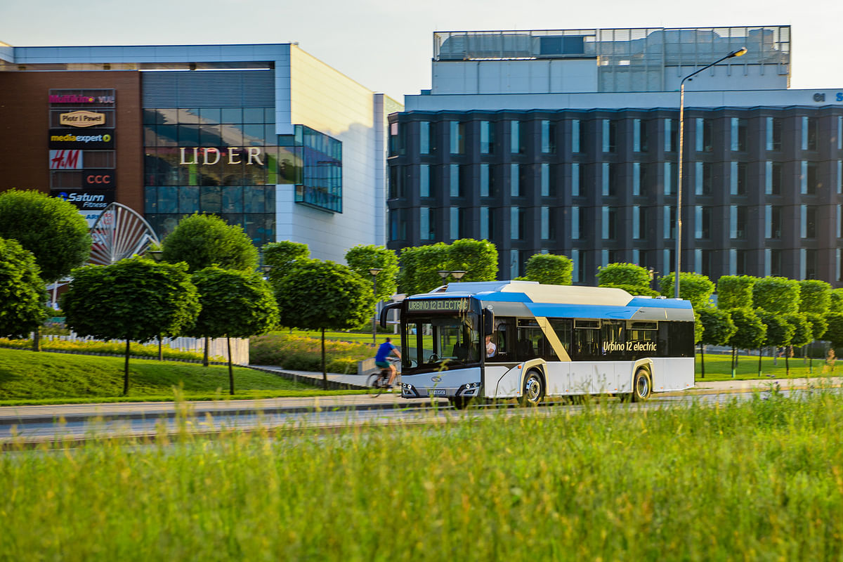Solaris to Deliver 6 Electric Buses to Szczecin in Poland