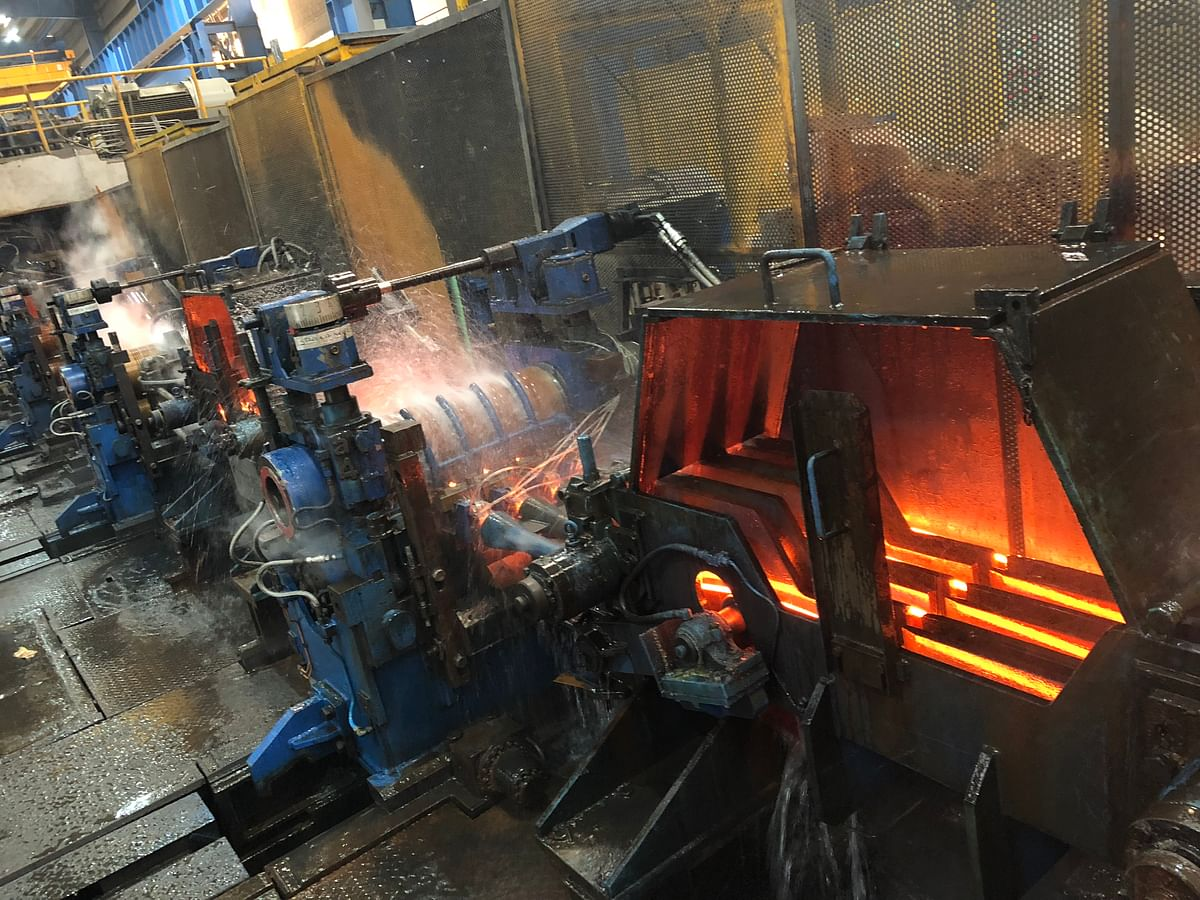 Amreli Steels Issues FAC for Rebar Mill to Primetals Technologies
