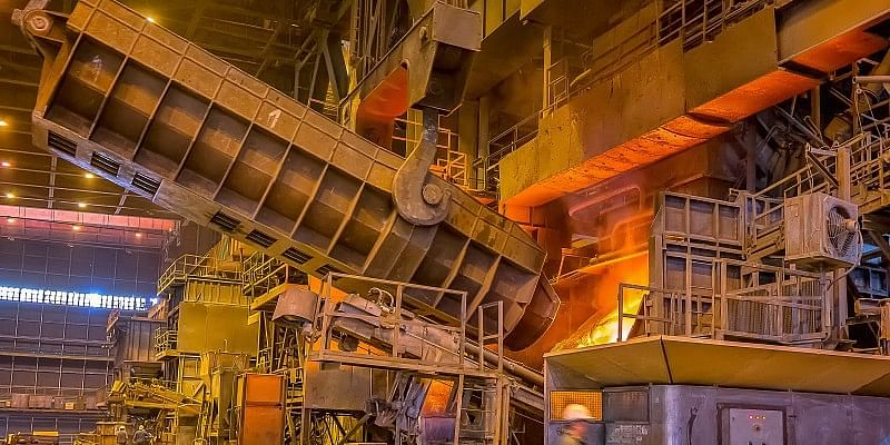 Trouble Brewing at Dunaferr Steel Works in Hungary
