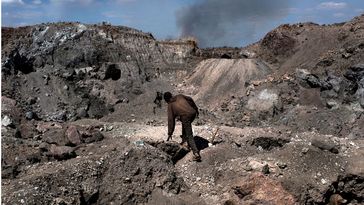 EGC Responsible Sourcing Standard for Cobalt Mining in DRC