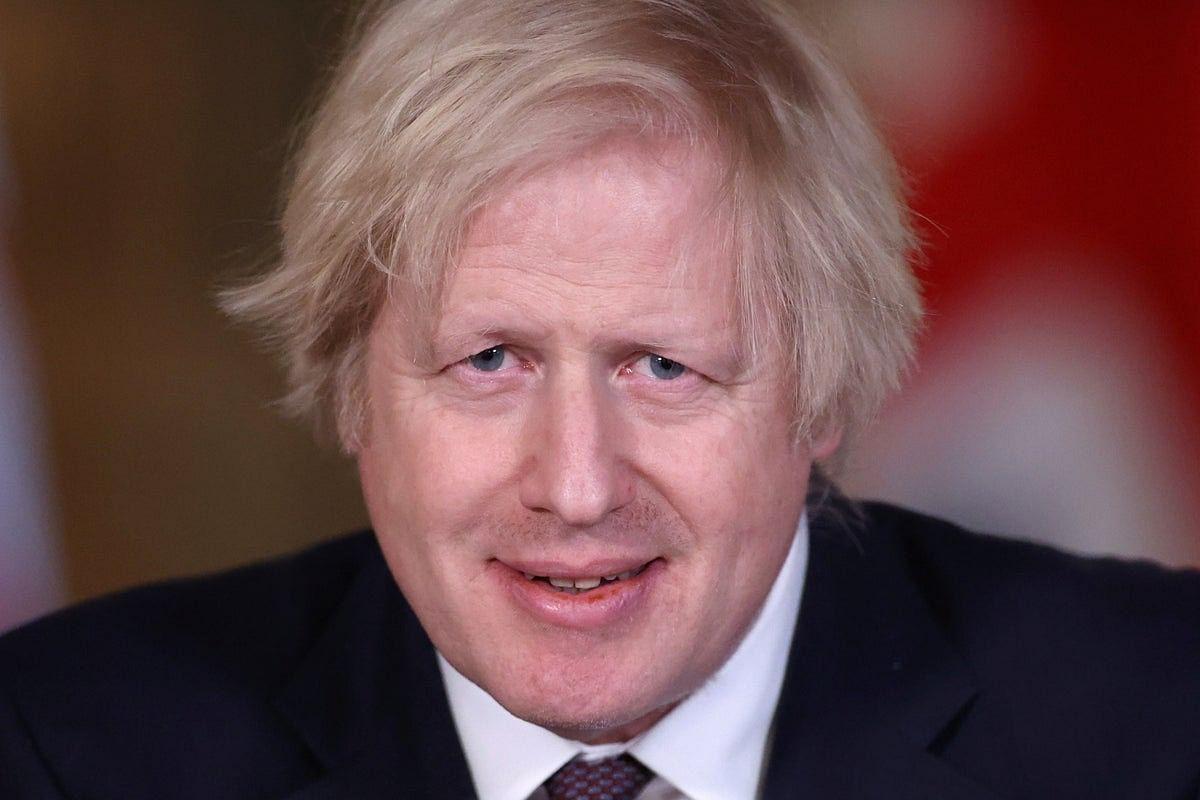 UK PM Mr Boris Johnson Hopeful for Liberty Steel Future