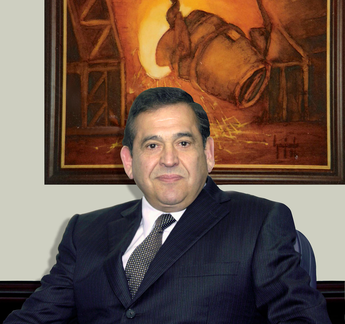 Judge Orders Release of Mexican Steel Tycoon Mr Alonso Ancira
