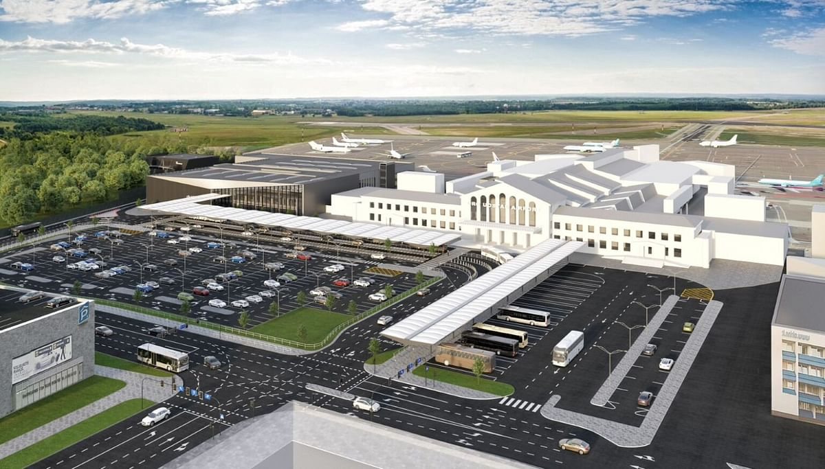 Lithuanian Airports Terminates Vilnius Airport Terminal Contract