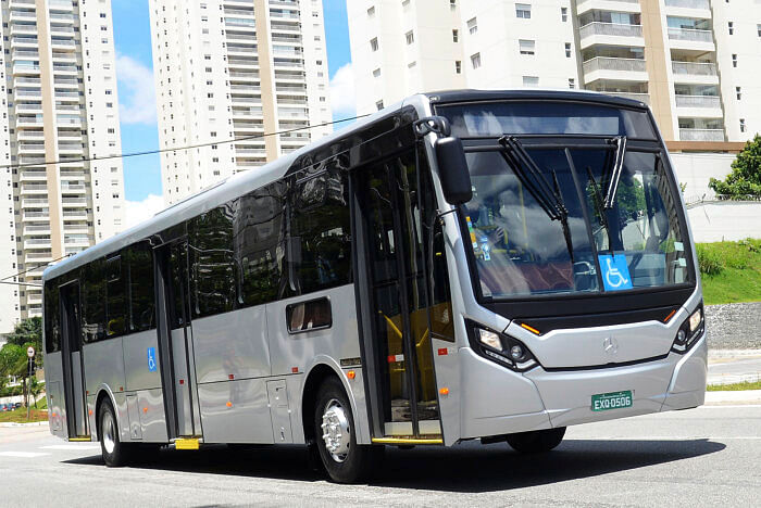 Daimler Buses Launches Mercedes-Benz Super Padron in Brazil