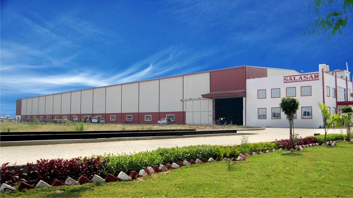 Salasar Launches Structural Steel Manufacturing Unit in Hapur UP