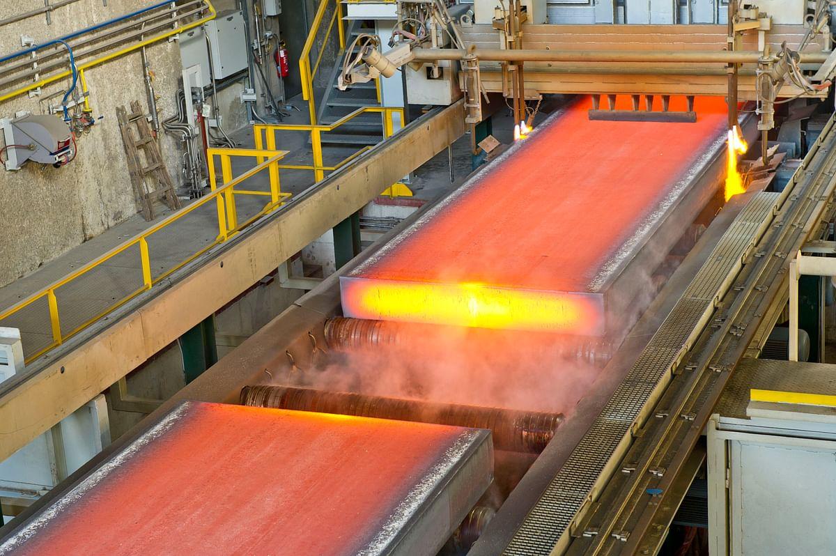 US Steel Capacity Utilization Dips in Week 14