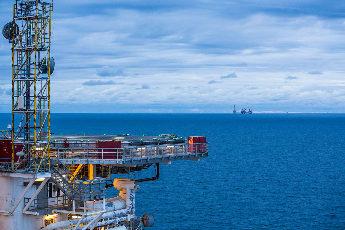 Chrysaor Norge Discovers Oil in Sleipner Øst field in North Sea