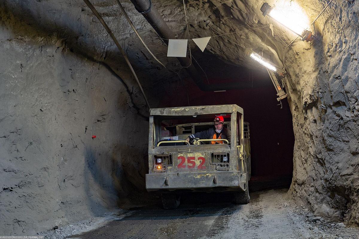 Norilsk OktyabrskyTaimyrsky Mines