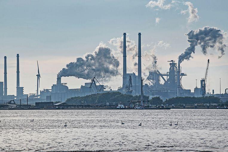 Tata Steel Ijmuiden Accused of Dumping Mercury Illegally