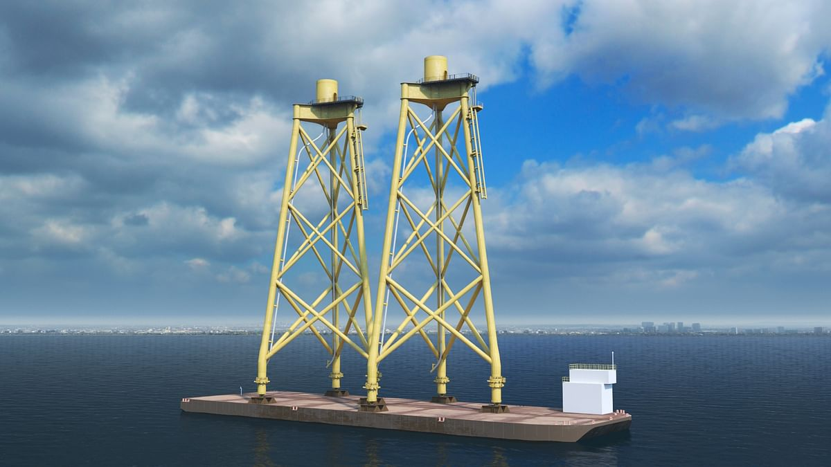 NnG, Saipem & InfraStrata Contract for Harland & Wolff