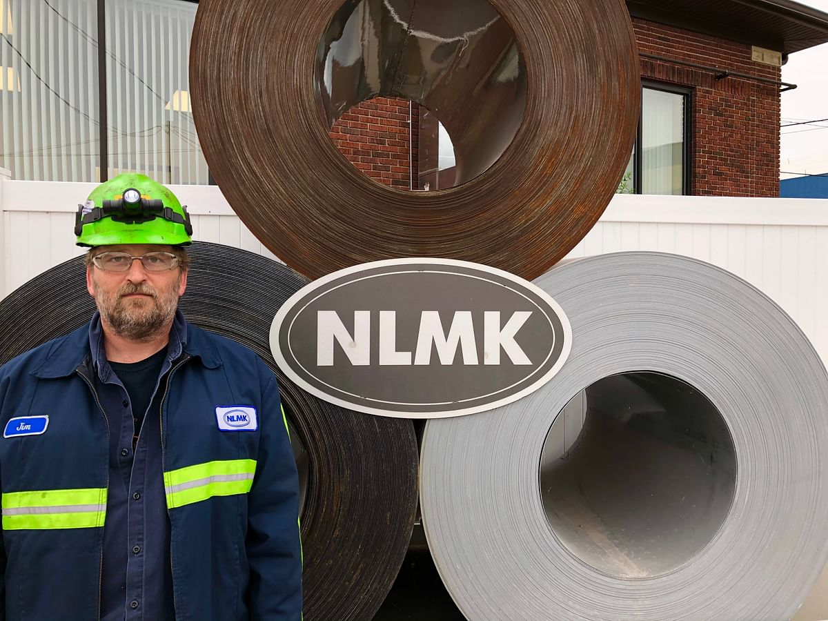 NLMK Testing a New Anti-Corrosion Coating TsAM