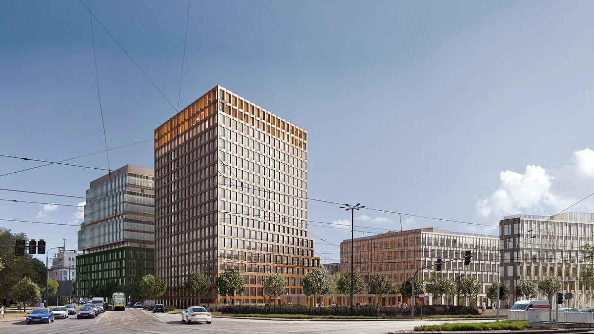 Skanska to Invest in Nowy Rynek Office Complex in Poznan in Poland