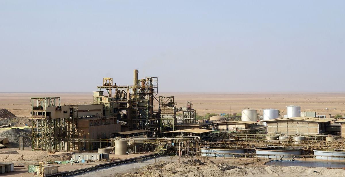 Cominak Uranium Mines Closes in Niger