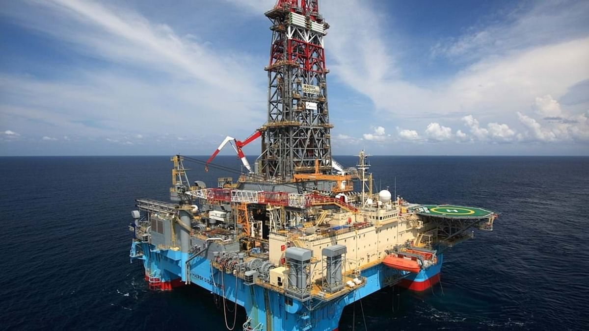 Maersk Drilling Bags Contract for Maersk Discoverer