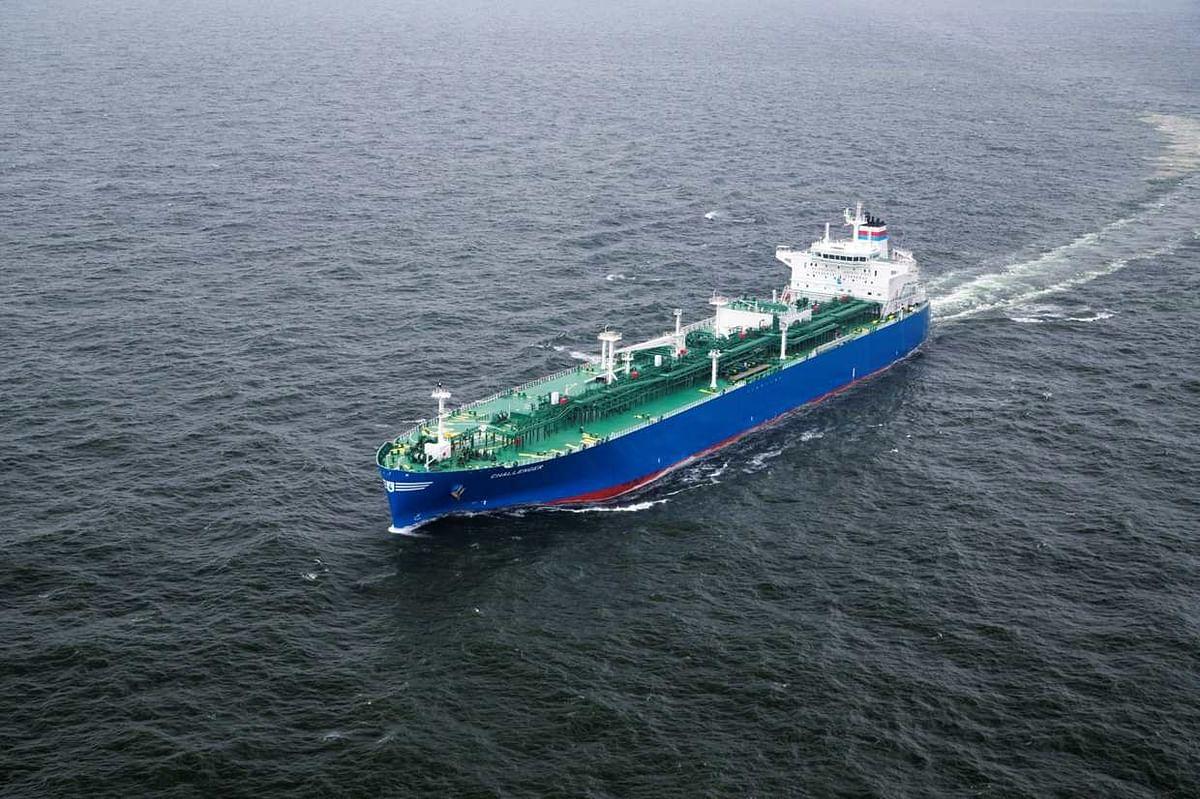 Kongsberg Digital Vessel Insight for Dorian LPG carriers