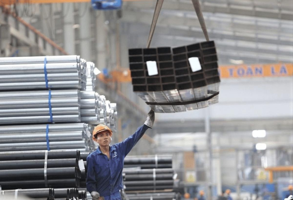 Vietnam's Steel Exports Surge in Q1 of 2021