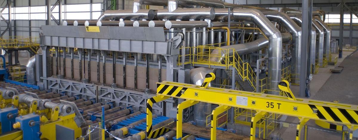 Severstal Improves Heating Efficiency of Mill 5000 Furnaces