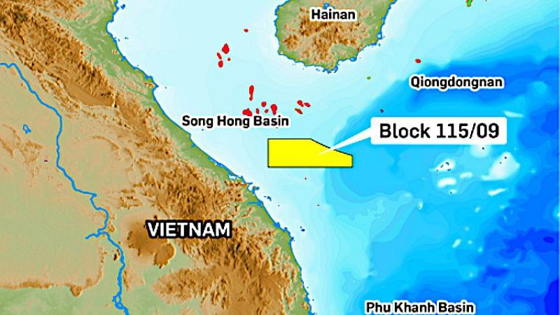 Eni Strengthens Presence in Vietnam through Block 115