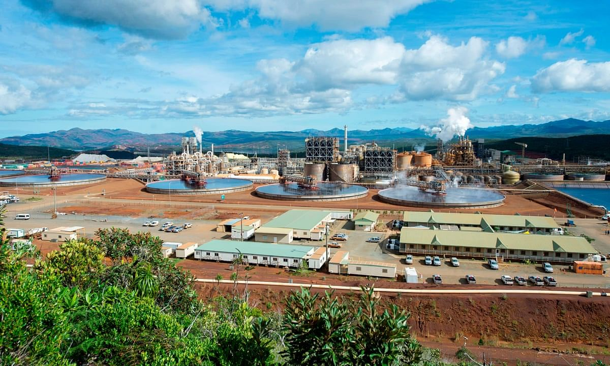 Vale Finalizes Sale of Vale New Caledonia to Prony Resources