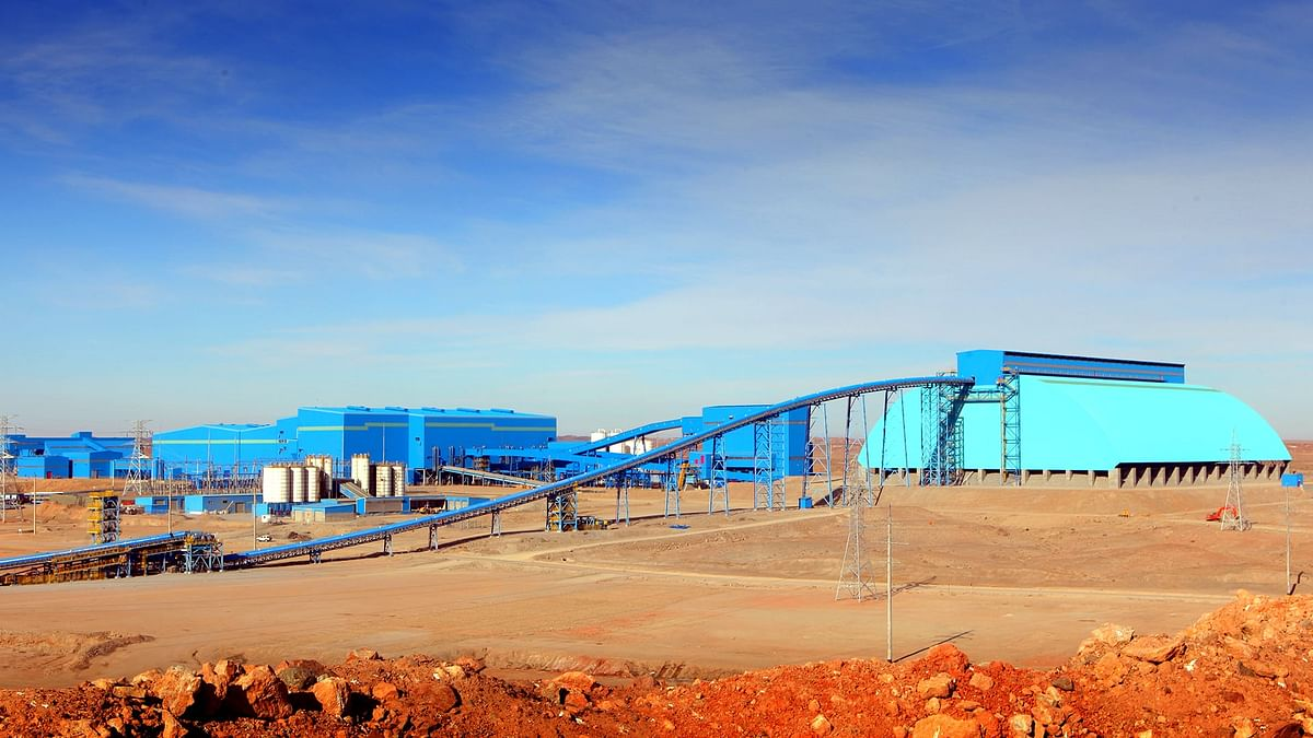 Rio Tinto Pact with Turquoise Hill Resources for Oyu Tolgoi