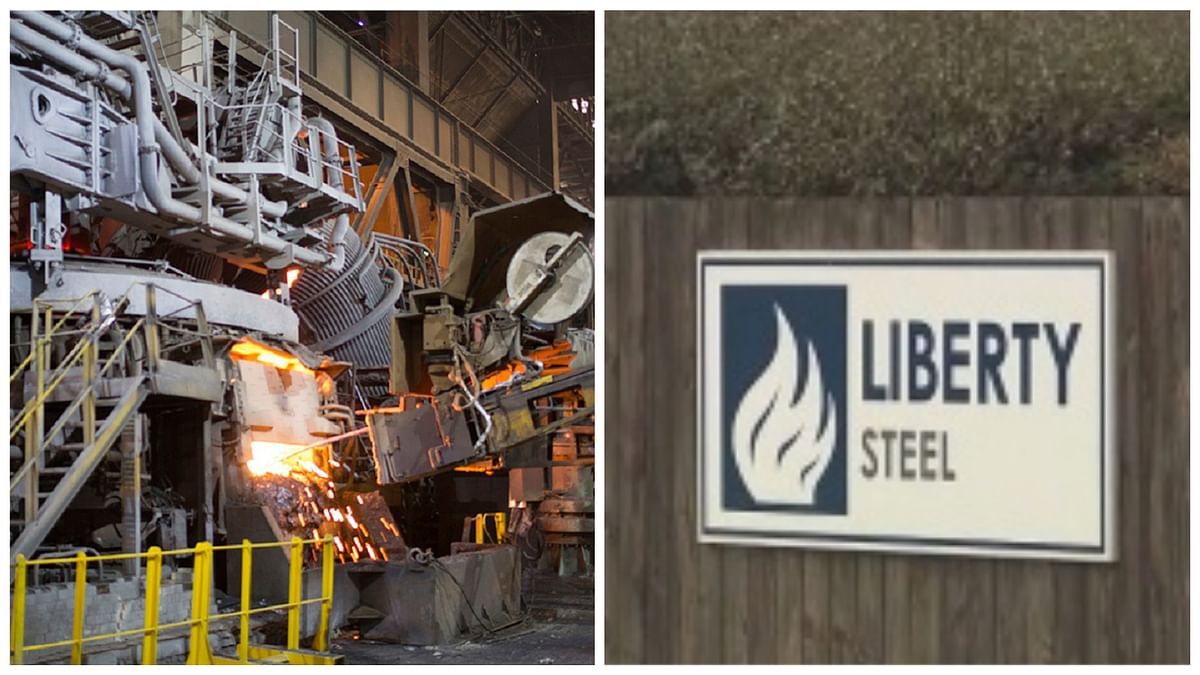 UK Government in Crisis Talks with Liberty Steel