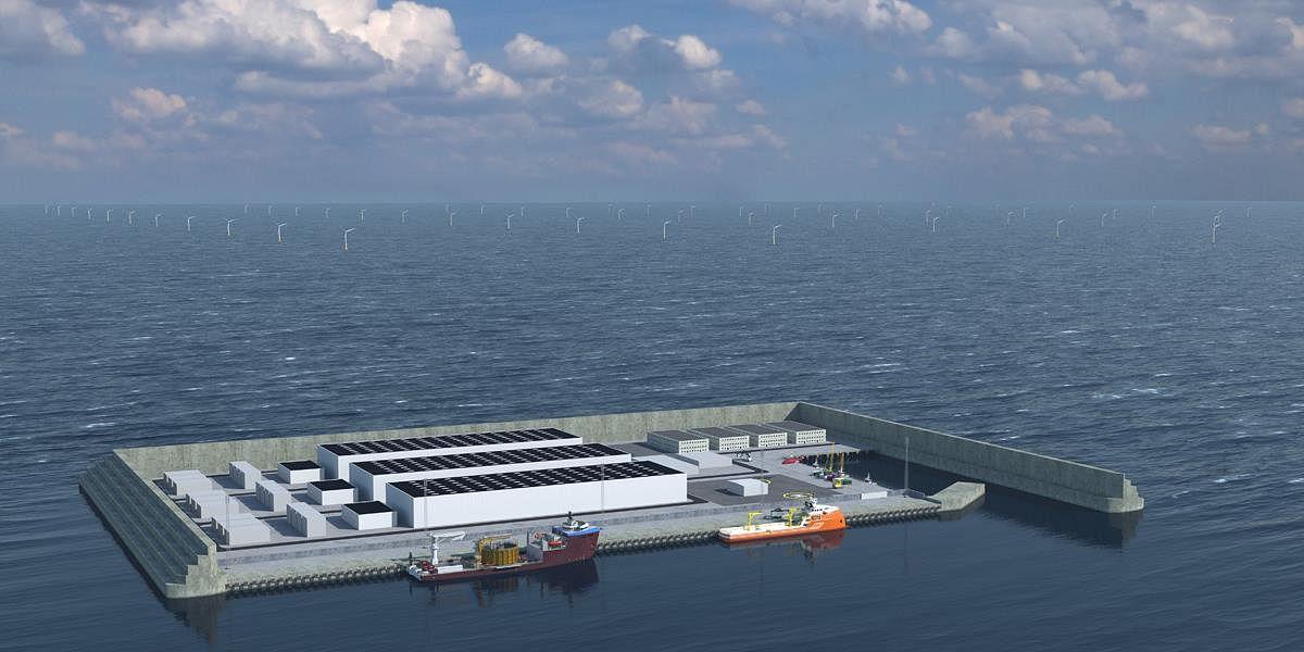 Fugro Bags Marine Site Contract for Energy Island Hub