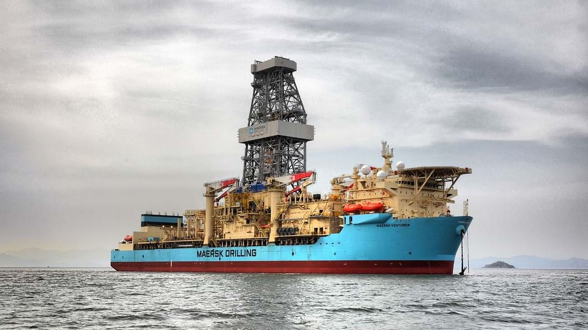 Maersk Drilling Confirms Drillship Contract with Tullow Oil Ghana