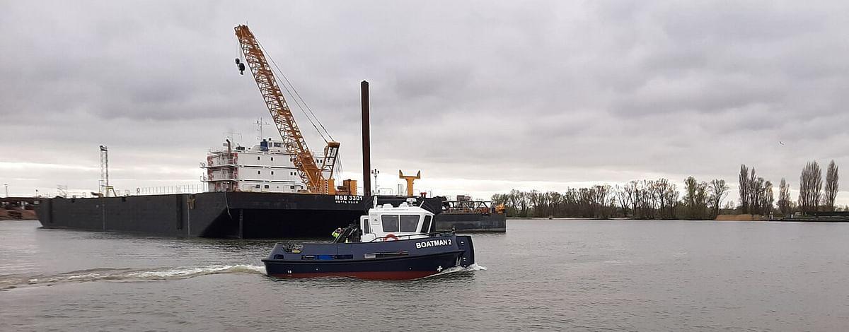 Damen Delivers Stan Tug 1004 to Vletterlieden