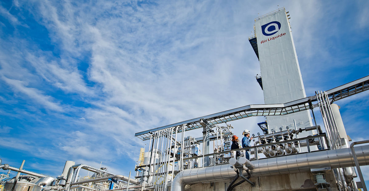 Air Liquide to Start 1700 TPD ASP at RINL by 1 May