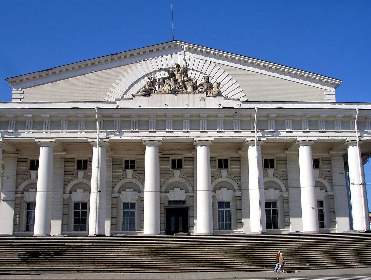 St Petersburg Stock Exchange Admits Severstal Shares to Trading