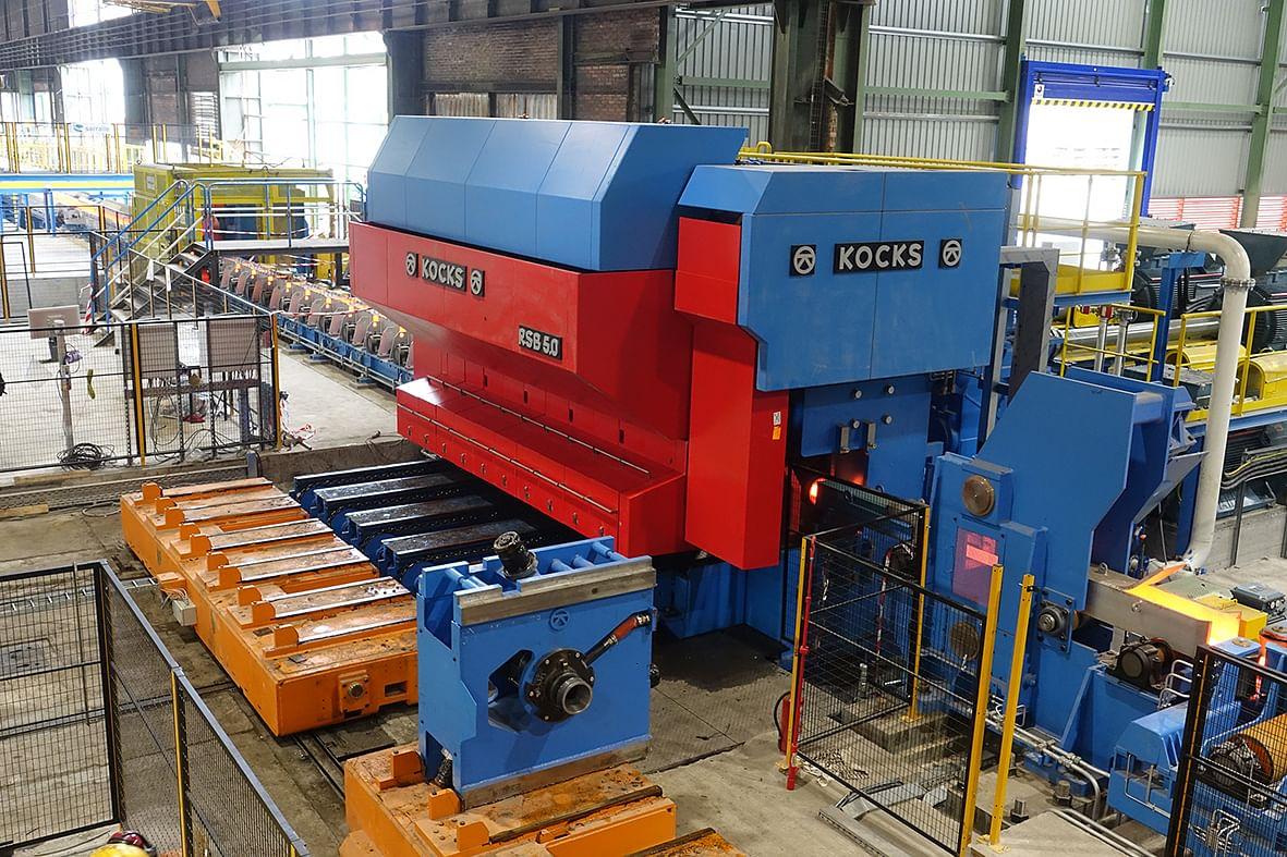 Arjas Steel Orders RSB 5.0 from KOCKS