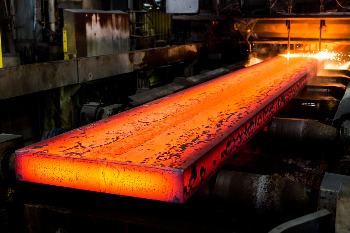 US Steel Production Capacity Utilization Climbs to 78.4%